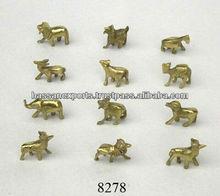 Brass Animals / Brass Animal Statues / Brass Animal Figures
