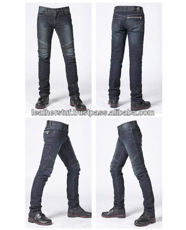 Women Dupont Kevlar Jeans