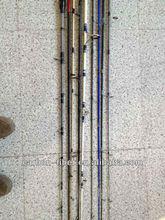 high quality telescopic carbon fiber fishing rod