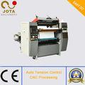 plotter de rollos de papel de corte de la máquina