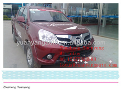 China 4*4/4*2 High Level Double Cabin Foton Pickup