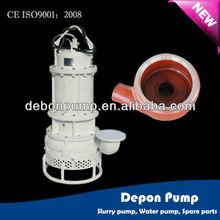 Small underwater sewage pump