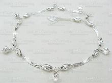 925 Sterling Silver Anklet