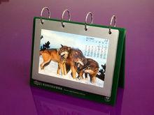 acrylic desktop perpetual calendar