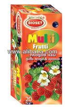 Fruit tea Wild Strawberry & Aronia