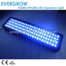 high efficient programme dimming controllable 2012 best led aquarium light