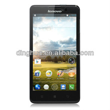 5.0 inch Lenovo P780 mobile phone Android 4.2 Phone MTK6589 Quad Core 1.2GHz 8.0MP Camera Bluetooth WIFI GPS 4000mAh battery