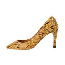 027/pumps/snake skin/stiletto heel