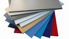 curtain display/aluminum composite material