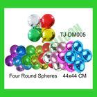 Arch Decoration Balloon,4 Round Spheres
