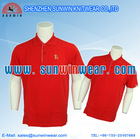 2013 Customized advertisment wholesalepolo shirts for sale
