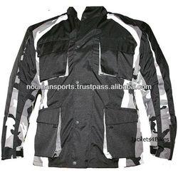 Camo Paintball cordura jackets