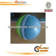 2013 hot sale cricket ball stress toy