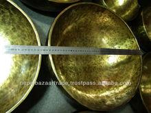 48 Cm Hamdmade Tibetan Singing Bowl