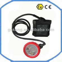 Atex LED mining tunneling cap lamp,Headlamps,coal Mining lamp,Hard Hat Safety Light