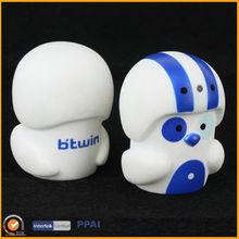 Custom plastic toy figure
