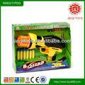 vendita calda di plastica morbida pistola ad aria giocattolo ragazzi paintball pistole con en71 e proiettile