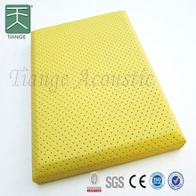 Fabric acoustic panel acoustic cotton