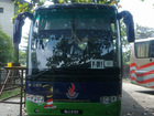 Bus windscreen