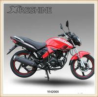 Hottest Tiger Model 125cc 200cc Racing Sport Bike For Sale YH200I