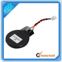 3V Laptop CMOS Lithium Battery For Dell D610 D620 D810 9200 9300 9400 Black (83003562)