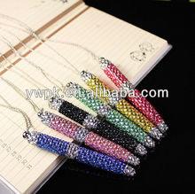 Promotional Crystal Rhinestone Metal Ballpoint Pen