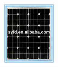 Home Mini Solar Panel Kit 70W with Aluminum Frame
