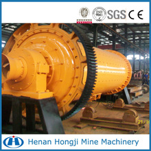 Popular CE ISO efficient overflow portable ball mill for cement