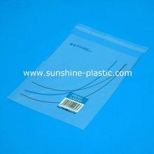 BOPP Printed resealable plastic bread bag