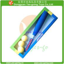 With eva ball kids sport set toy foam baseball bat
