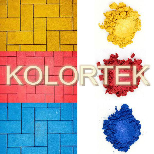 Concrete Color Pigments