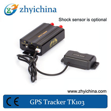 alibaba express.com Compliant with all cars with OBD II Door, windows alarm get by SMS vehicle / car / truck tracker TK103
