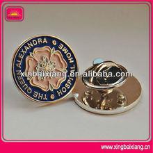 Custom Metal Pin Badge With Enamel Logo Or Laser Logo