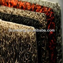 2013 hot sale PVC coil mat for car