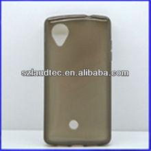 Hot Selling Pudding Soft tpu gel case for LG Nexus 5