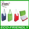 Foldalbe shopping bag/reusable shopping bag/foldable non woven bag
