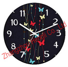 12 inch Glass Wall Clock Without Cover