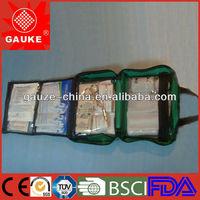 Custom Motorcycle first aid kit Travel Car First Aid Kit Mini Portable first aid kit with ISO approved