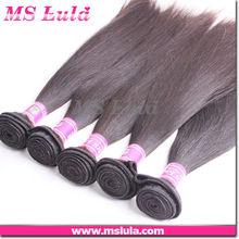 Hot sales indian/brazilian/malaysian WAVY virgin human hair weave