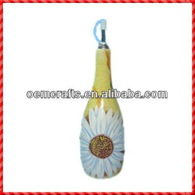 2013 high grade fashion ceramic Oil And Vinegar Cruet Sets