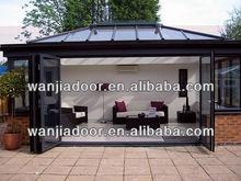 foshan factory price aluminum sunroom roof