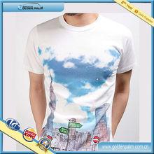 Wholesale viscose t shirt