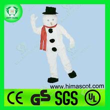 HI EN71 Hot Sale Gentle Snow cartoon mascot costumes