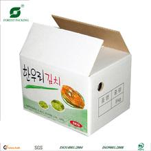 CARTON CORRUGATED FOOD BOXFP601467)
