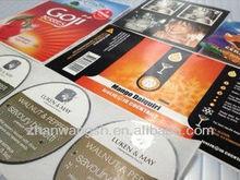 custom logo lable. custom label sticker, yoga mat custom label