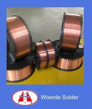 À base de cobre soldagem & brasagem ligas er70s-6 arame de solda