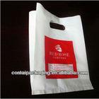 Hot Sale Shopping Plastic Bag /Die Cut Bag/PE Bag