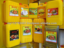 Cooking Oil Price (CP 10)
