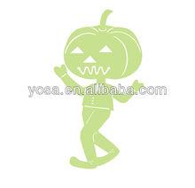 Halloween GID Sticker -Pumpkin Man