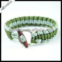 2014 favorite supplier DIY survival bracelet DIY promotion Survival rope alli express